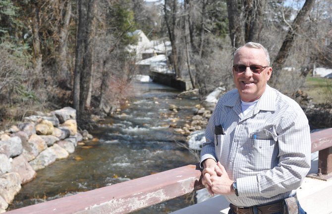 Joe Zimmerman, a steward of the city's stellar water system, is retiring after 39 years with the city of Steamboat Springs.
