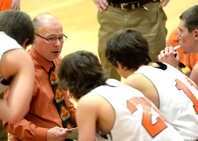 Hayden coach Mike Luppes will step down after six years coaching the boys basketball team. The Tigers made the regional tournament five times and the state tournament once during his span.