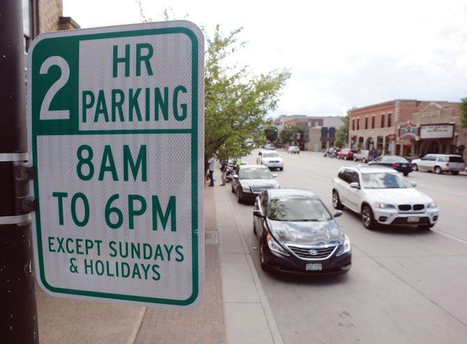 Steamboat Springs City Council members Tuesday night made it clear they want to consider making changes to the downtown parking system. The city this summer will have another parking study done that will weigh a number of options including the prospect of paid parking.