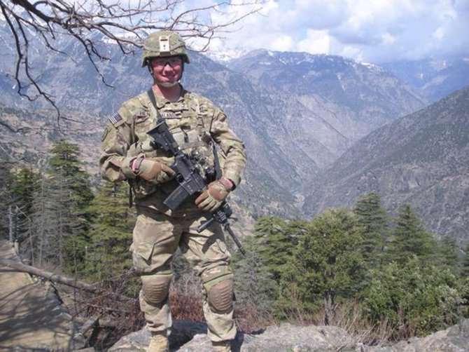 Alex Palaniuk, a 2008 Steamboat Springs High School graduate, currently is deployed in Afghanistan, where he is a medic in the Army.