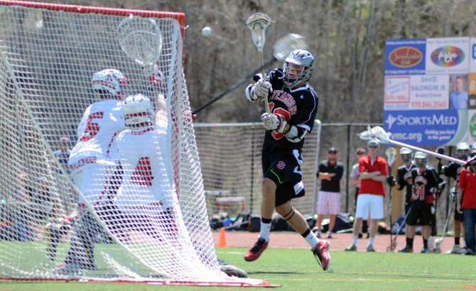 Steamboat Springs High School boys lacrosse star Ben Wharton was named the CHSAA 4A player of the year on Wednesday after leading the team with 110 points in 2014.