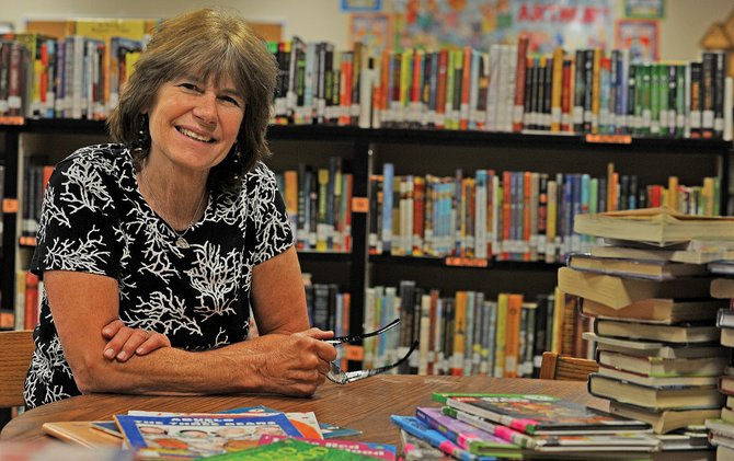 This was the final year at Strawberry Park Elementary School for longtime librarian Sherry Holland. After 14 years with the Steamboat Springs School District, Holland is leaving and returning to where she started — the Bud Werner Memorial Library.