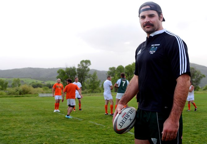 Chris Baumann has spent eight years following his love of rugby around the world. The Steamboat Springs High School grad is spending some time this summer back where it all began, playing with the local club.