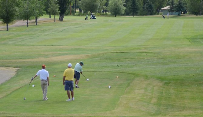 Yampa Valley Golf Course is ready for the 46th annual Cottonwood Classic to tee off Friday. The 112 golfers in the field will play 54 holes through Sunday. The first tee times are 8 a.m. Friday.
