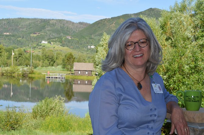 After 24 years in elder care in Steamboat Springs, beginning with the Extended Care Center, and moving on to the Doak Walker Care Center and finally Doak Walker House at Casey's Pond, Lee Dickey is moving to Florida and into semi-retirement, which will involve kayaking rivers that flow into the Gulf Coast.