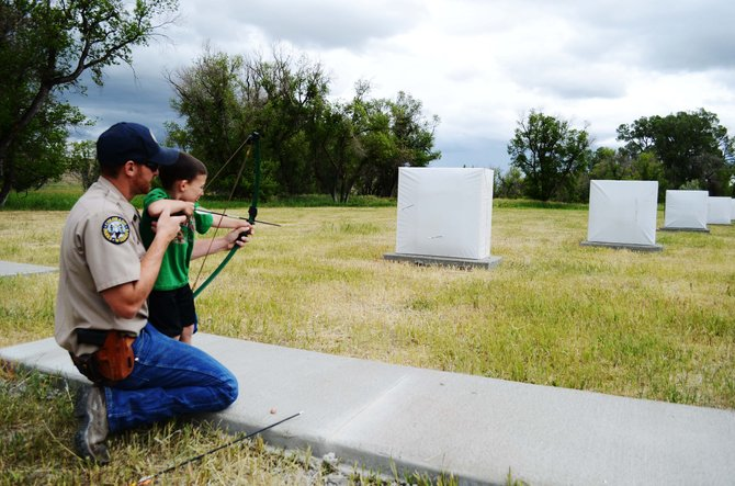 "Wyman Living History Museum will host ""Cast and Twang,"" a day of free archery and fishing, with the help of Colorado Parks and Wildlife and other agencies July 19. The event includes numerous activities, as well as a free barbecue lunch."