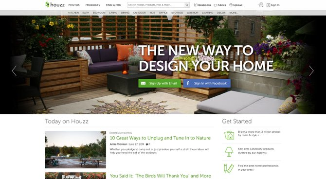 Houzz was founded in 2009 after Adi Tatarko and Alon Cohen were inspired during their own home renovation experience. Steamboat Springs businesses are using the website to find clients and share ideas.