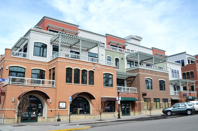 "Howelsen Place in downtown Steamboat Springs is an example of mixed-use development. The Sonoran Institute examined mixed-use projects in its report ""RESTORE: Commercial and Mixed-use Development Trends in the Rocky Mountain West."""
