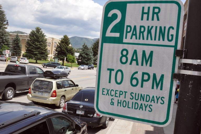Steamboat Springs remains one of the few Western Slope resort communities that does not use parking meters downtown.