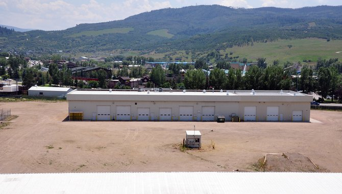 A part of the TIC campus sits empty Friday afternoon. YVEA has purchased 15 acres of the campus for $9.7 million.