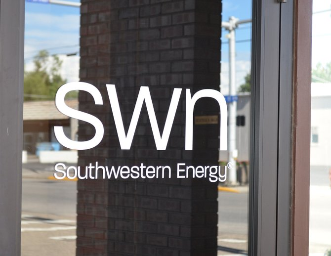 Southwestern Energy has an office at 390 Yampa Ave. in Craig and a small office in Steamboat Springs. The company recently announced a $31 million acquisition of 74,000 net acres of mineral leases in the Niobrara shale formation, adding to the 306,000 net acres it acquired for $183 million in March.