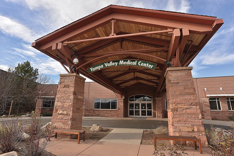 Yampa Valley Medical Center was awarded the 2014 Navigator Award for Business of the Year.