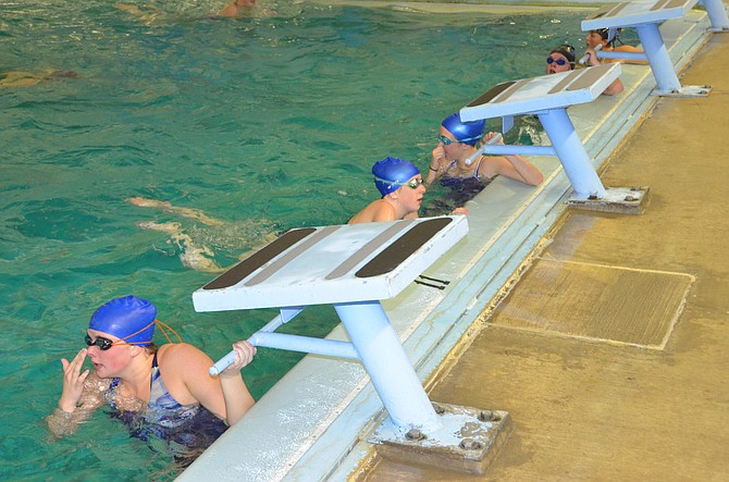 Moffat County Swimmers Take 9th At Relay Event Craig Daily Press