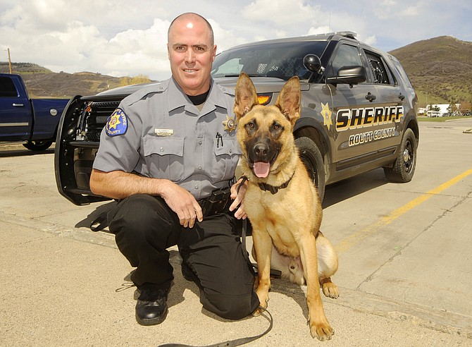 Boomer joins ranks at Sheriff's Office | Steamboat Pilot ...