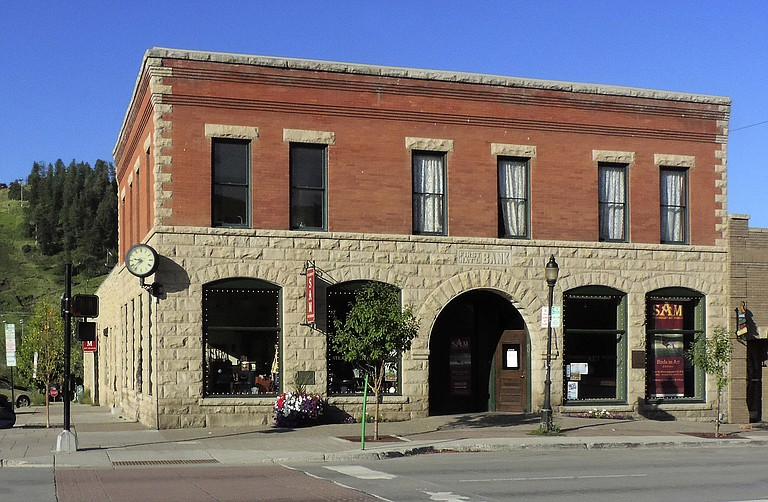 The historic Rehder building at Lincoln Avenue and Eighth Streets is home to the Steamboat Art Museum, which has launched a capital campaign to renovate the back portion of the structure and double the museum's exhibit space.