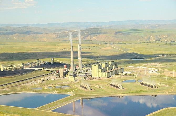 Craig Station, located in Moffat County, is one of Colorado's largest coal fired power plants. It's operated by Westminster-based Tri-State Generation and Transmission.