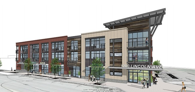Planning commission approves 60 unit apartment building for 6 unit apartment building