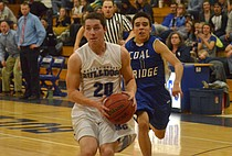 Moffat County High School basketball vs. Coal Ridge