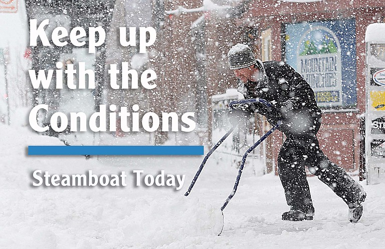 Keep up with the Conditions — Snow