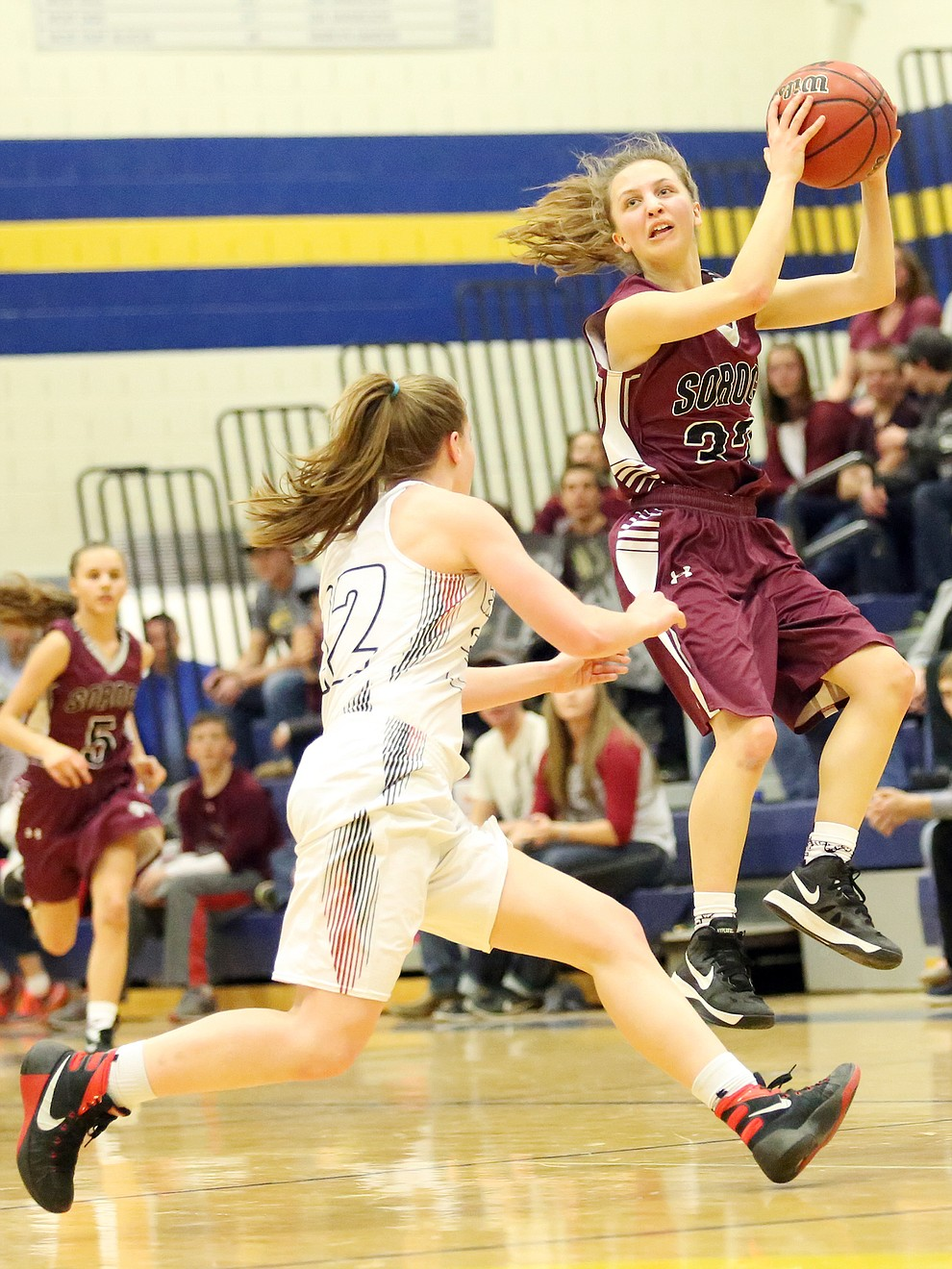 paonia girls Girls high school basketball rankings: paonia share this:  paonia is the unanimous selection atop the class 2a girls basketball coaches poll this week.