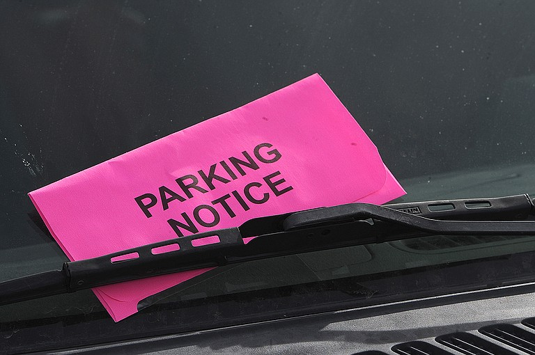 More people are finding parking tickets on their vehicles this year after the city stepped up parking enforcement. The increased enforcement will continue this summer.