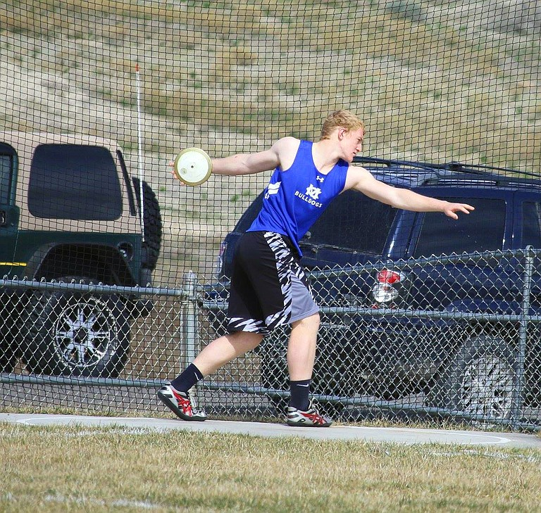 Moffat County Track Heats Up In Glenwood Springs