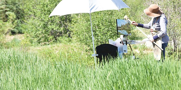 Out & About: Plein Air