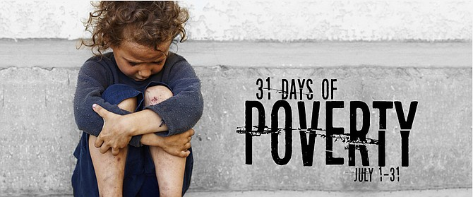 Routt County United Way is initiating 31 Days of Poverty this July.