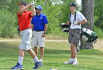 2016 Moffat County High School Boys Golf Invitational