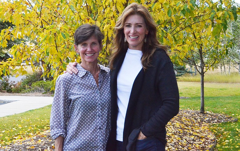Beth Wendler, left, and Heather Martyn are partnering to provide local parents with a Love and Logic parenting class.