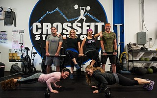 Crossfit Steamboat hosts Barbells for Boobs fundraiser