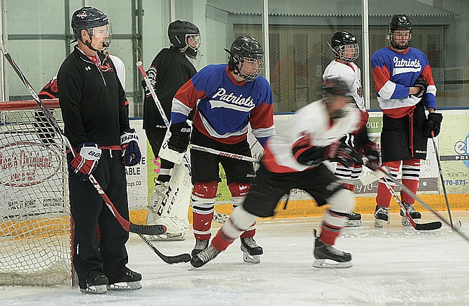 CO H.S.: New Coach Takes The Ice As Steamboat Springs Hockey Team Moved Toward Season