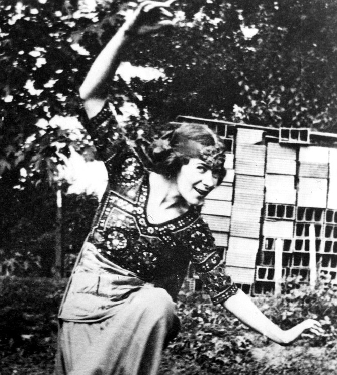 """Portia Mansfield was the co-founder of Perry-Mansfield Performing Arts School and Camp. The history of the camp will be featured in """"A Divine Madness,"""" one of the films that will be shown at the Chief Theater as part of the Tread of Pioneers Museum's winter film series."""
