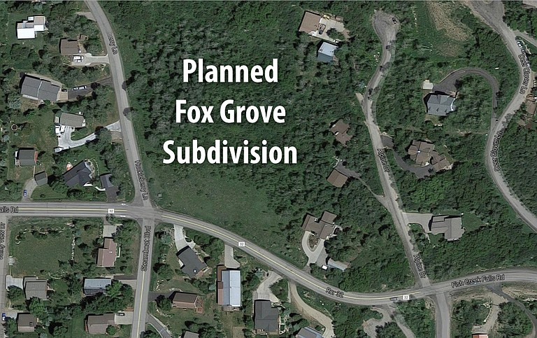 County moves to approve six lot subdivision city objects for World fishing network directv