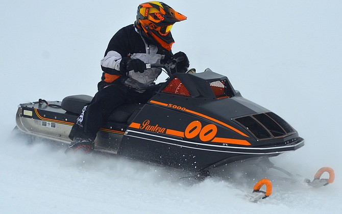 The annual Northwest Colorado Snowmobile Club Poker Run fundraiser takes place Jan. 21 at the Freeman Reservoir Trailhead parking lot.