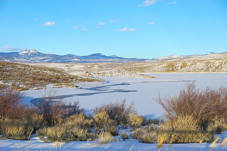 New 30 site campground slated for elkhead reservoir near for World fishing network directv