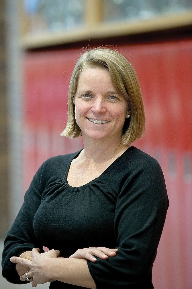 Steamboat Springs Middle School Assistant Principal Heidi Chapman-Hoy will be the school's next principal.