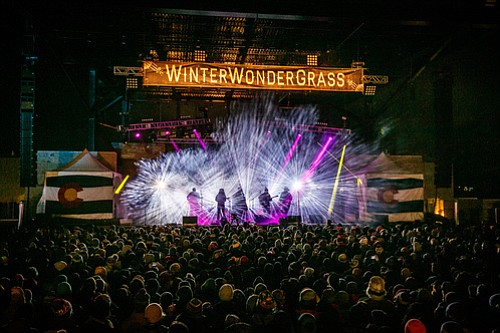 The fifth annual WinterWonderGrass Music and Brew Festival is set to make its Steamboat Springs debut Feb. 23 through 26.