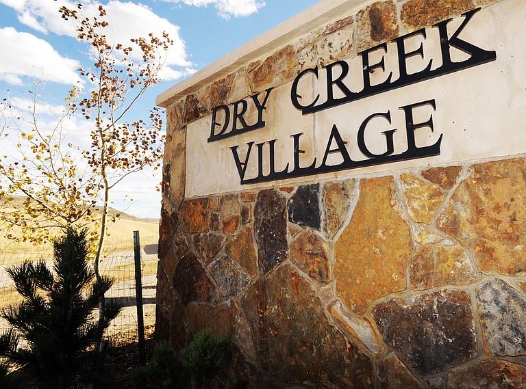 Dry Creek Village subdivision in Hayden.