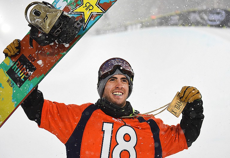"Matt Ladley, an X Games champ in 2016, will be featured on the new season of ""The Amazing Race,"" starting March 30."