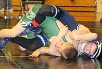 Craig Middle School Wrestling at Western Slope Championships