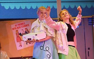 "Steamboat Springs High School presents ""Grease"" musical"