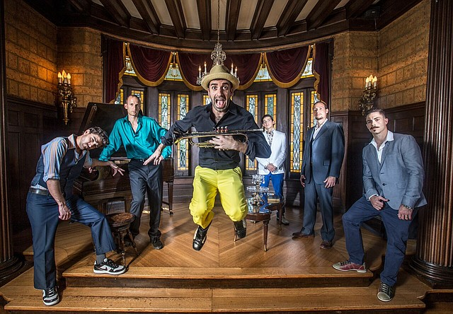 Flow Tribe will be performing Saturday afternoon at Steamboat Ski Area as part of the 2017 Bud Light Rocks the 'Boat concert series.