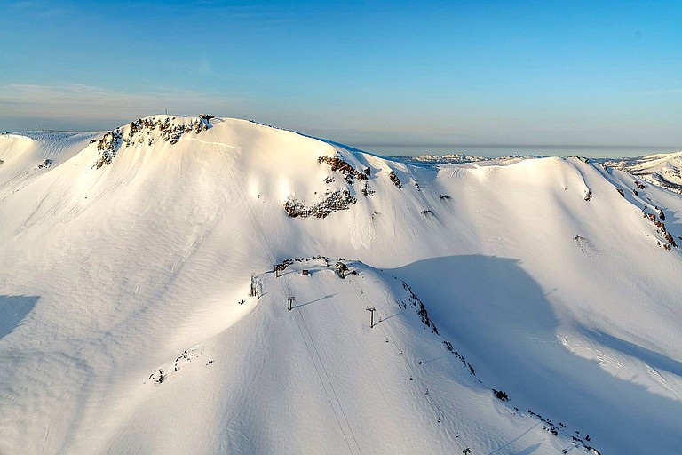 The summit of Mammoth Mountain is the highest of any ski area in California at 11,053 feet. Aspen Skiing Co./KSL announced the intended purchase of Mammoth April 12, raising the likelihood it will be under the same ownership as Steamboat Ski Area for the 2017/2018 season.