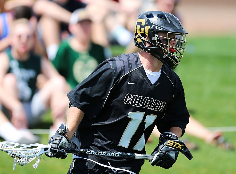 """Ben Wharton, a graduate of Steamboat Springs High School and a pre-med student at the University of Colorado, was recently recognized as the """"March player of the month"""" for the Men's Collegiate Lacrosse Association, the governing body for university club lacrosse programs throughout the United States and Canada."""