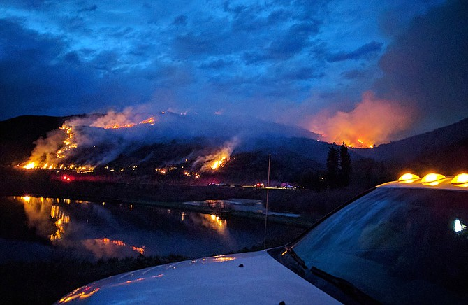 A controlled burn on private property in eastern Rio Blanco county grew out of control Tuesday and burned 77 acres before it was fully contained Thursday morning. Fire officials are expecting a normal wildfire season this year, but Northwest Colorado residents should take extra precautions when performing controlled burns due to windy spring conditions, local officials said.