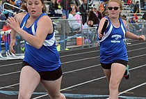Craig Middle School Track and Field's Moffat County Night Relays