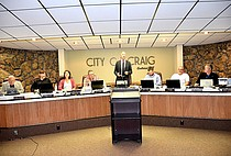 2017 Craig City Council awards and appointees