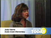 Steamboat Today host Erin Collins interviews Soda Creek Elementary School Principal Judy Harris about construction on the school, which will begin this summer. Watch Steamboat Today from 7 to 9 a.m. daily on Steamboat TV18.