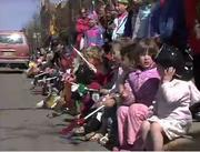 Wednesday was the annual Month of the Young Children's Parade between Seventh and Ninth streets on Lincoln Avenue, so princesses, fairies, kings and even a dragon did laps up and down the two city blocks waving at no one in particular because that's what people in parades do.